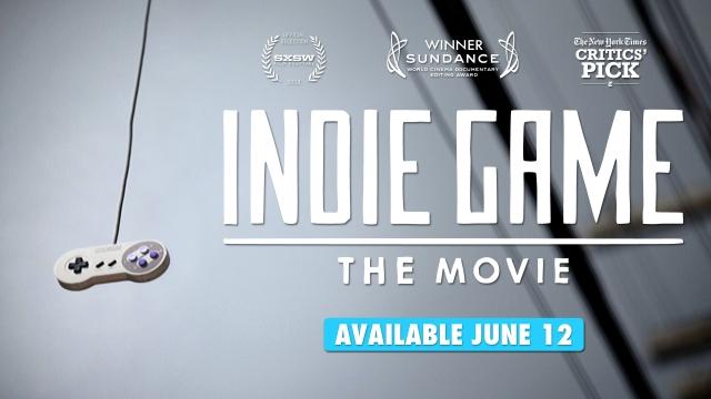 IndieGameTheMovieRelease